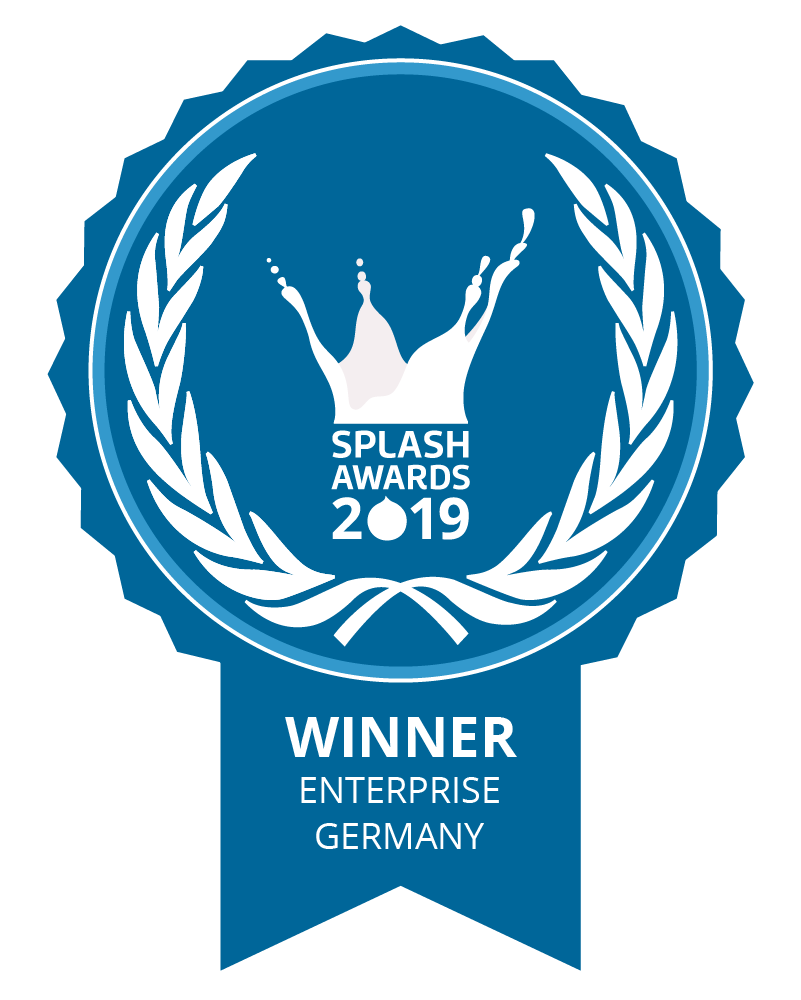 Inviqa Splash Award winner, Germany
