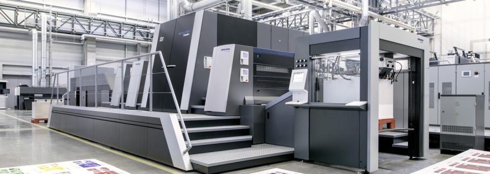 Kurs Heidelberger Druckmaschinen