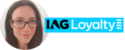 Anna Appleby, Head of Loyalty Products at IAG Loyalty, CXcon speaker